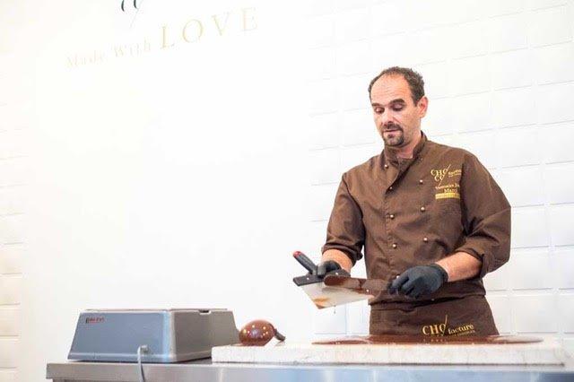 Chocofacture csokoládéműhely interjú - Vasmatics Marci cukrász