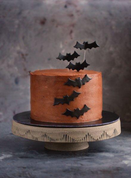 denevéres torta készítése - oreos csokitorta recept