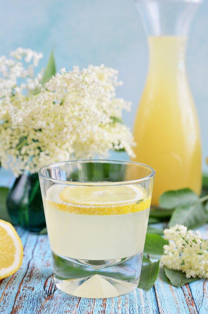 Bodzaszörp recept cukormentesen, steviával és eritrittel, tartósítószer nélkül