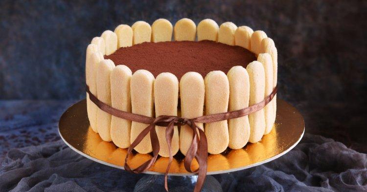 Klasszikus tiramisu torta recept nyers tojás nélkül...