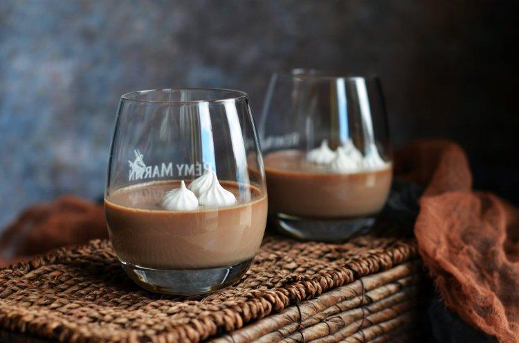 Baileys-es csokis pohárkrém recept