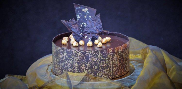 baileys mousse torta