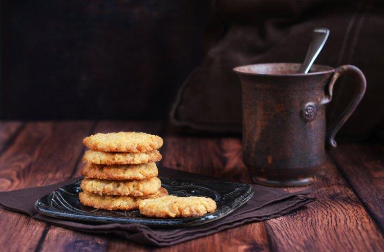 gyors és egyszerű kókuszos keksz recept