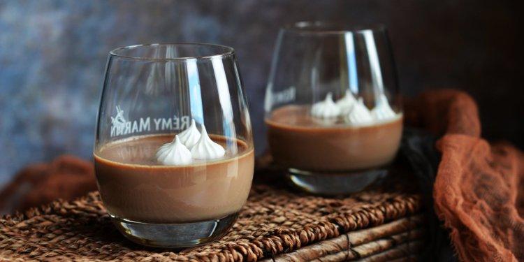 Baileys-es csokis pohárkrém recept percek alatt