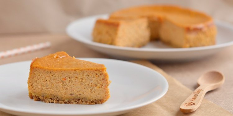 Sütőtökös sajttorta recept ráérős reggelikhez
