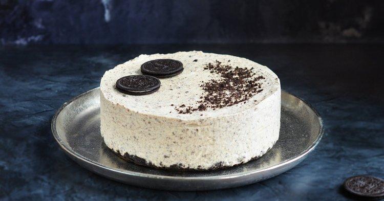 oreo fagyitorta házilag - oreos jégkrémtorta recept