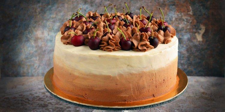 Feketeerdő torta készítése házilag - recept