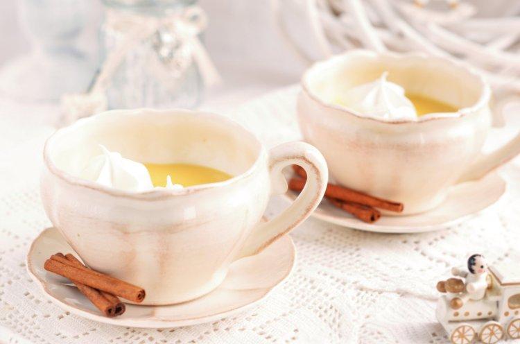 karácsonyi mézes borleves recept narancsos-mézeskalácsos ízesítéssel