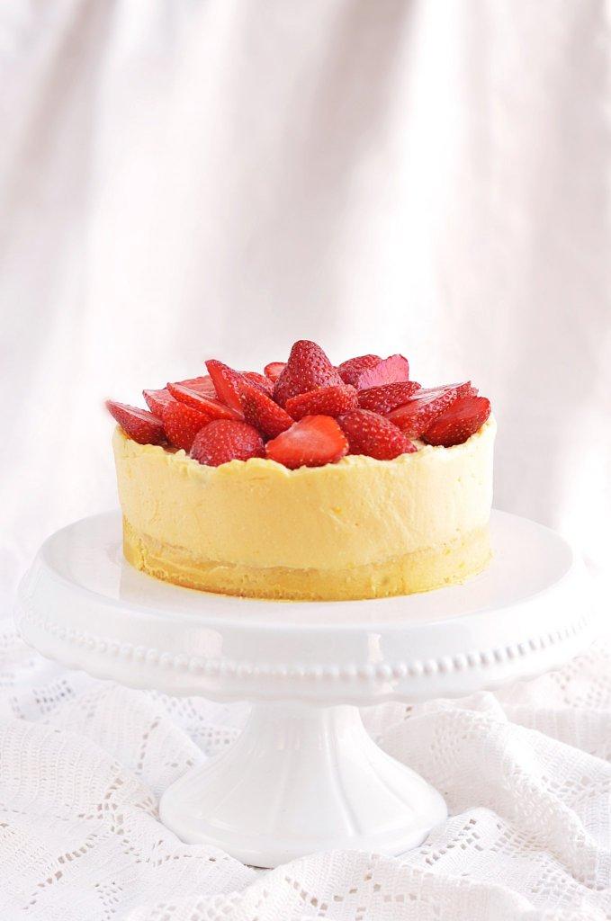 citromkrémes epres blondie torta recept