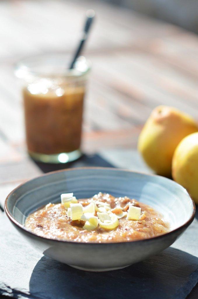 Fehércsokis-étcsokis körtelekvár recept - csokis körtelekvár készítése