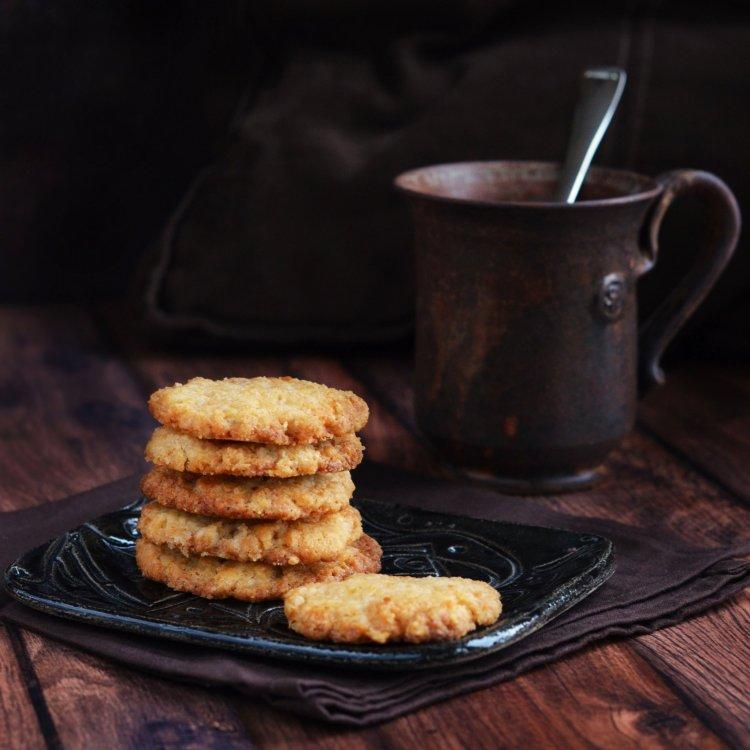 gyors kókuszos keksz recept Lino Lada kókuszkrémmel
