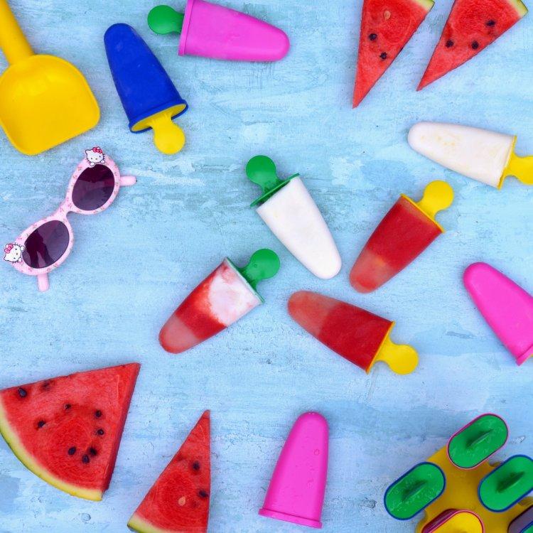 Házi jégkrém egyszerűen és egészségesen - gyors gyümölcsös jégkrém házilag