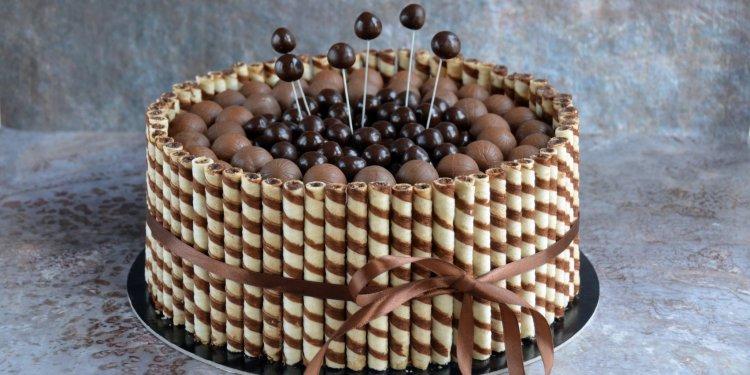 Roletti rorta - rolettis csokitorta