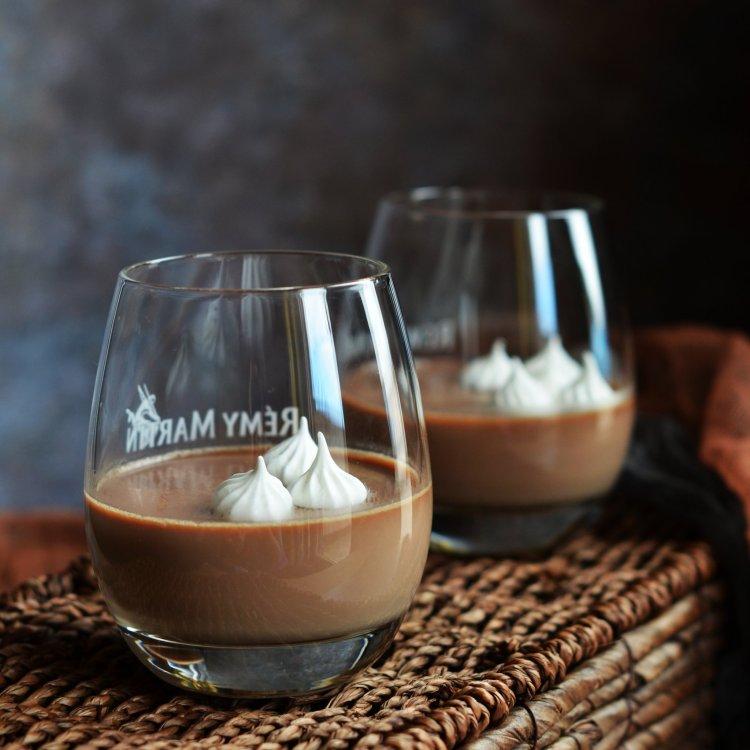 Baileys-es csokis pohárdesszert recept