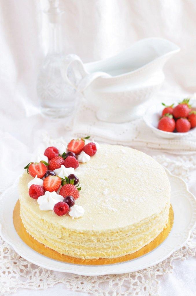 szalalkális krémes torta recept