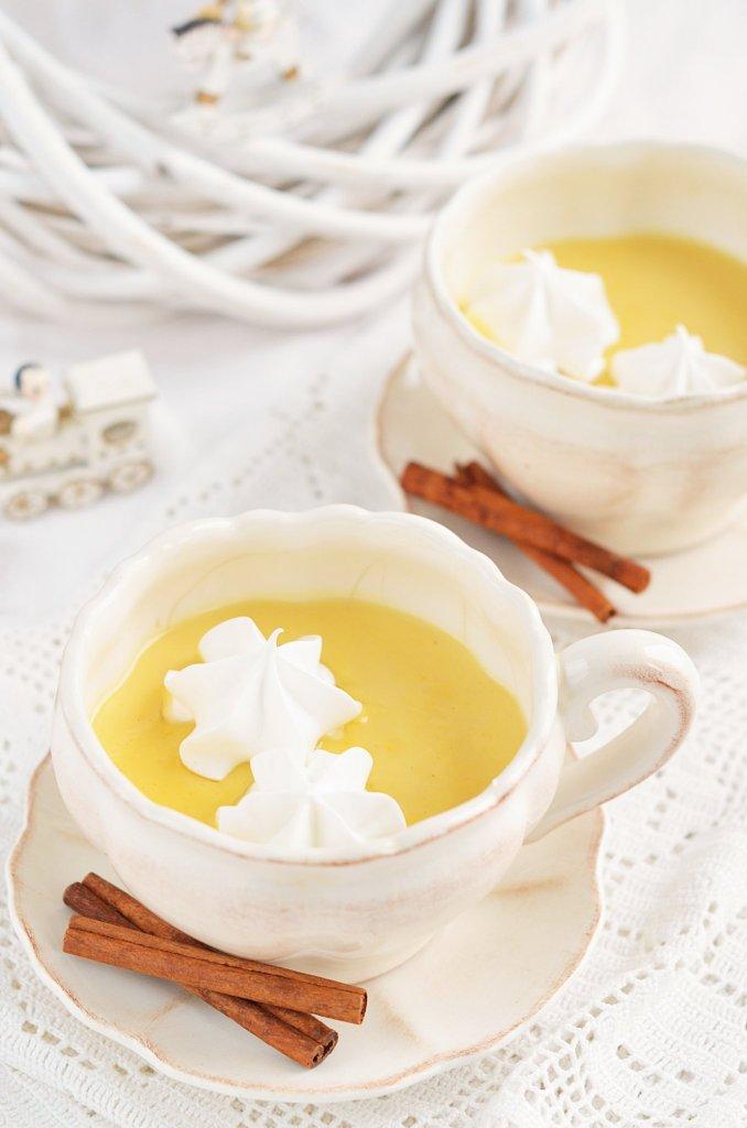 Karácsonyi mézes borleves recept mézeskalácsos, narancsos ízesítéssel