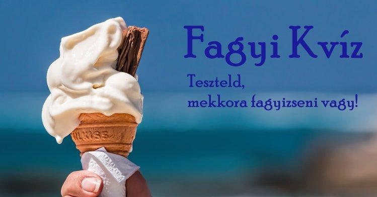 fagyi kvíz - érdekes tények a fagylalt és jégkrém világából