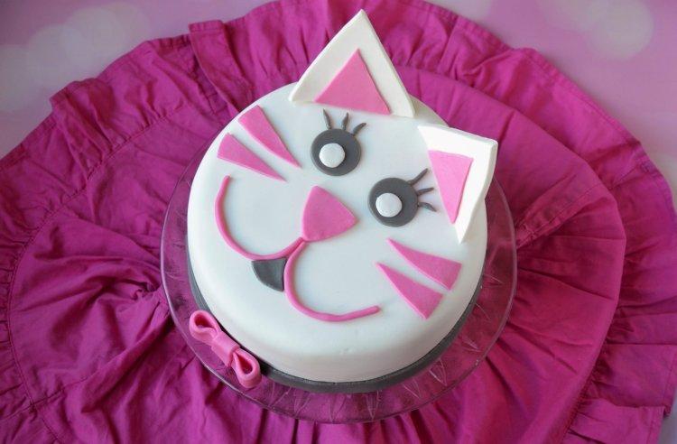 cica torta - formatorta burkolva