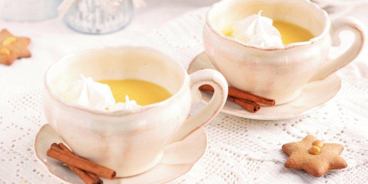karácsonyi mézes-narancsos borleves recept mézeskalácsos ízesítéssel