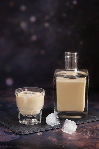 sós karamell likőr recept házilag