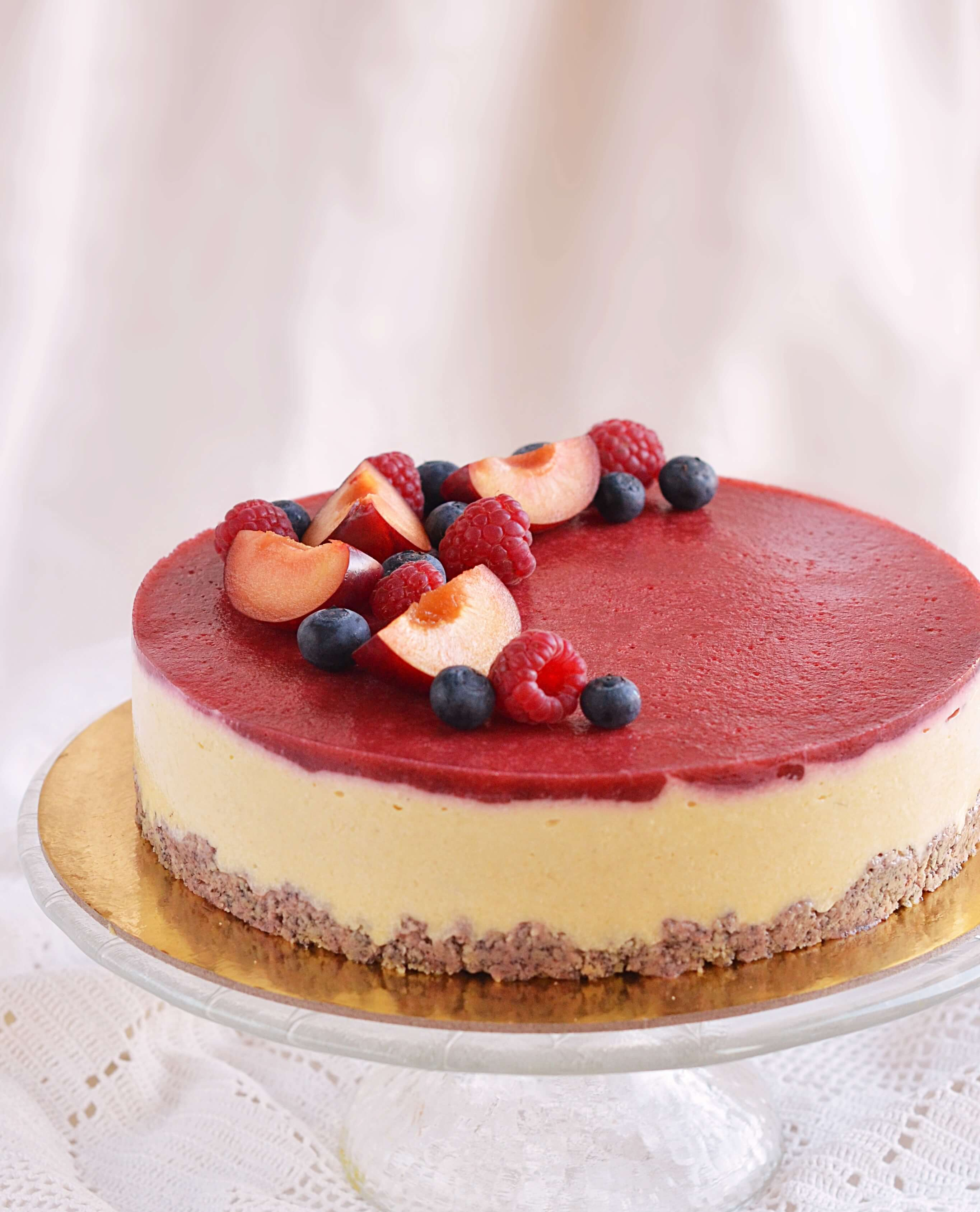 cukormentes torta receptek