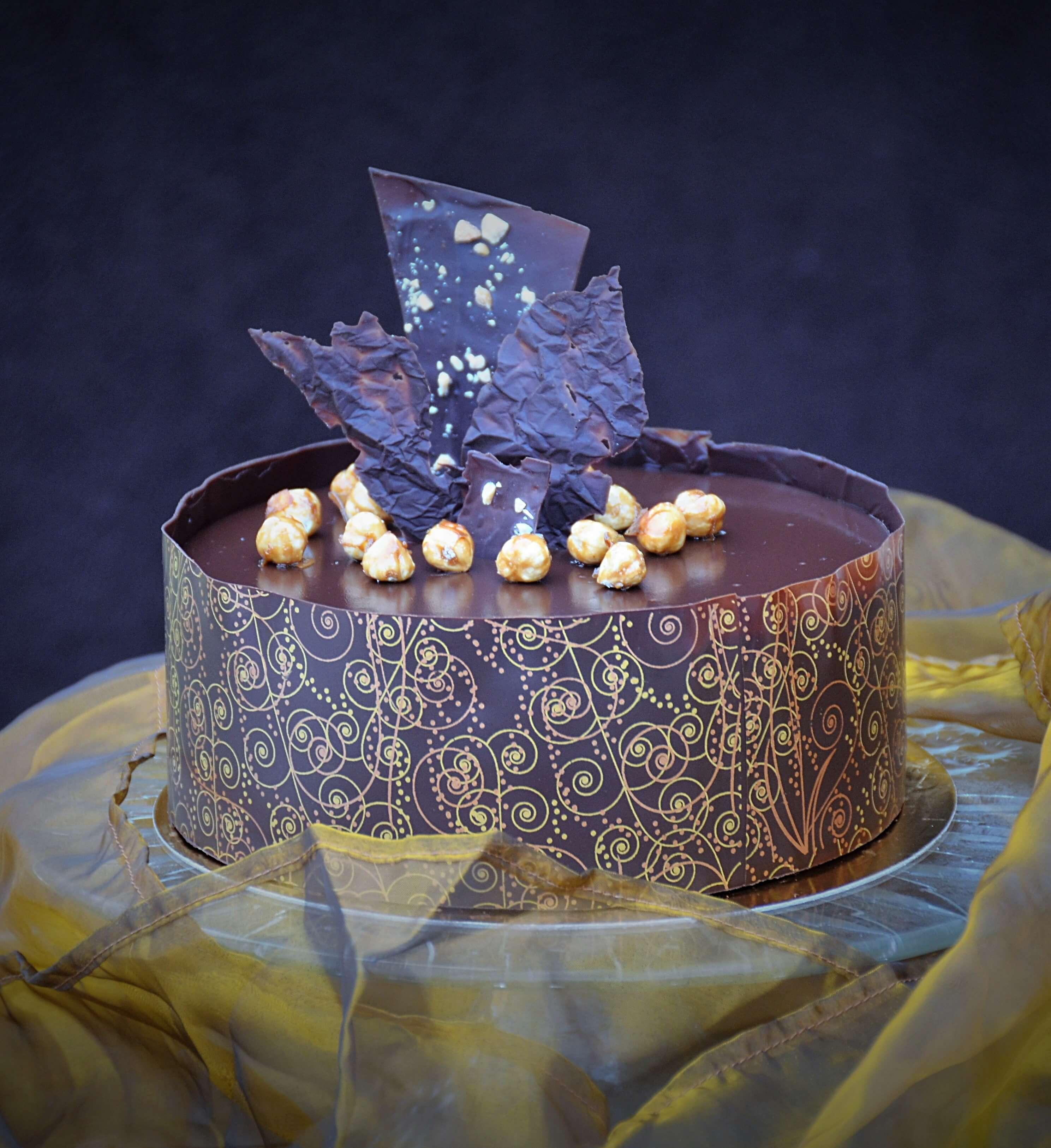 tripla baileys mousse torta