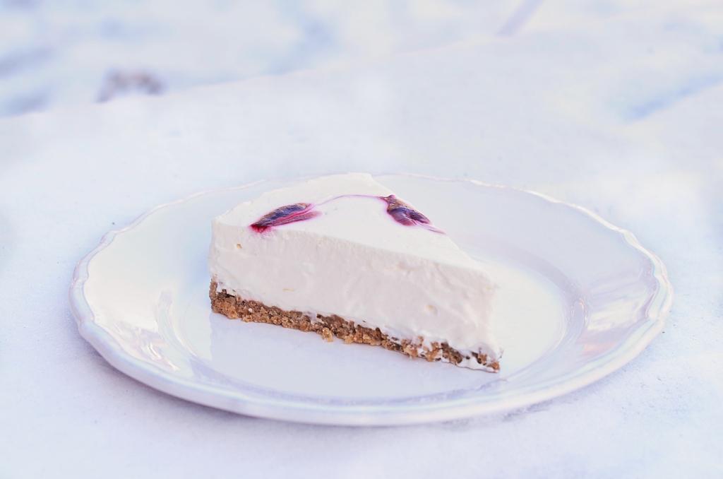 málna szíves sajttorta recept sütés nélkül, Valentin-napra