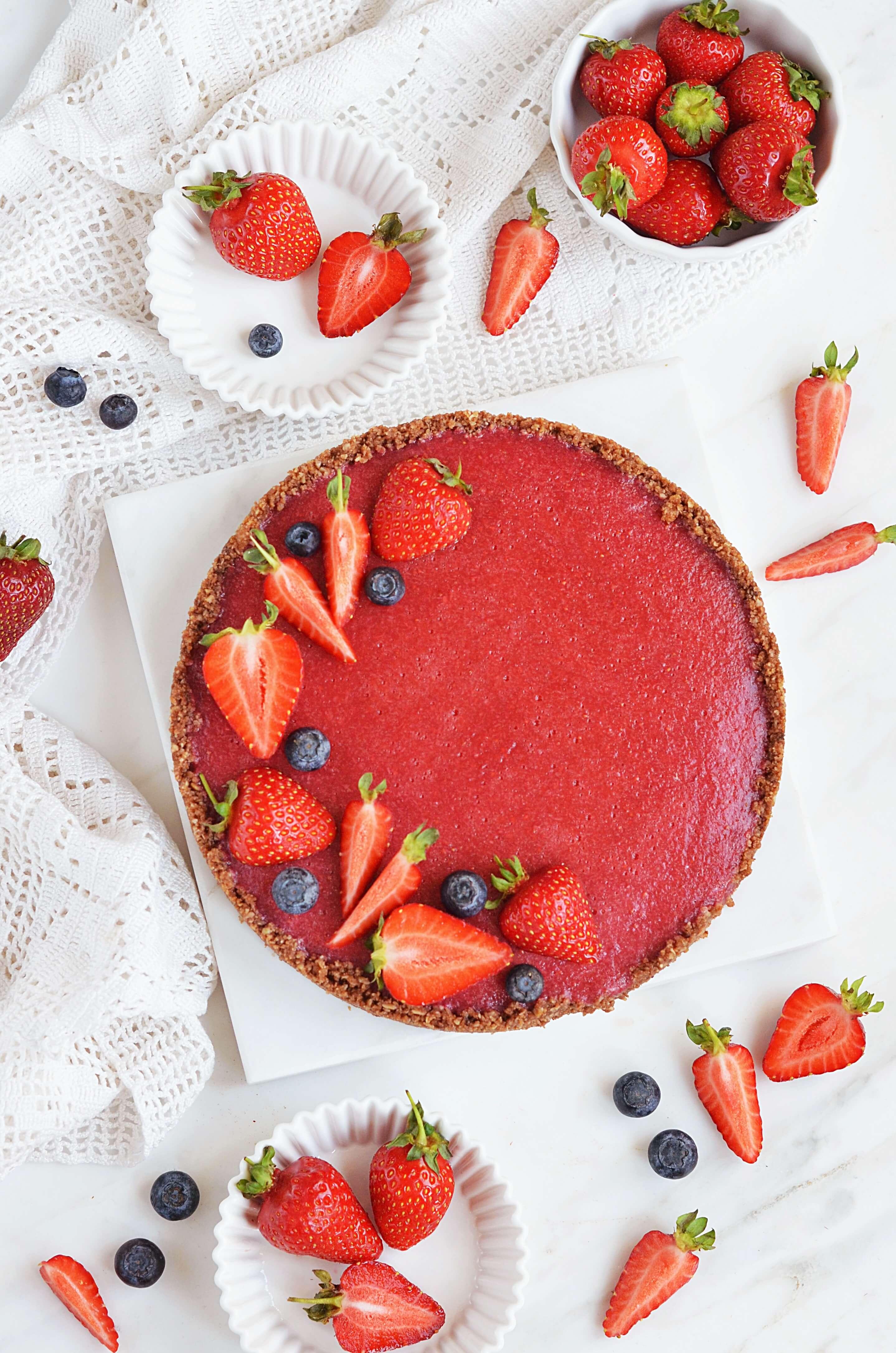 epres-mogyorókrémes tart sütés nélkül